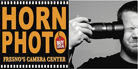 Camera Essentials: Creative Controls and Exposure tickets