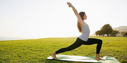 Yoga with Teta Barry