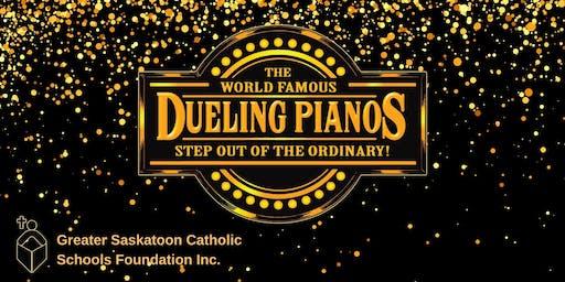 World Famous Dueling Pianos Cabaret