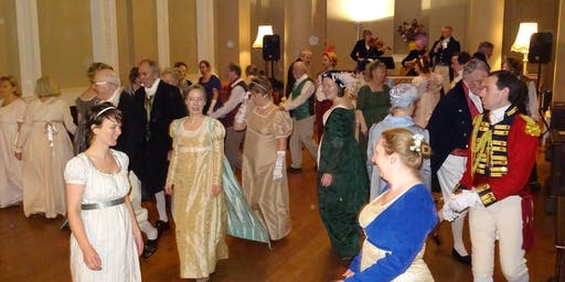 Worcestershire Early Music 2020 Tea Dance