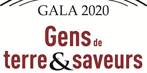 Gala Gens de Terre & Saveurs 2020