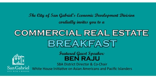 Commercial Real Estate Breakfast