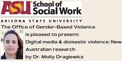 Digital media and domestic violence:  New Australian research