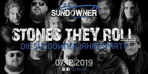 Sundowner - stones they roll|Saarbrücken