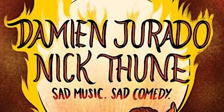 Damien Jurado & Nick Thune's Sad Music, Sad Comedy Tour tickets