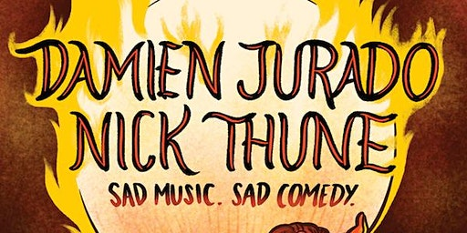 Damien Jurado & Nick Thune's Sad Music, Sad Comedy Tour