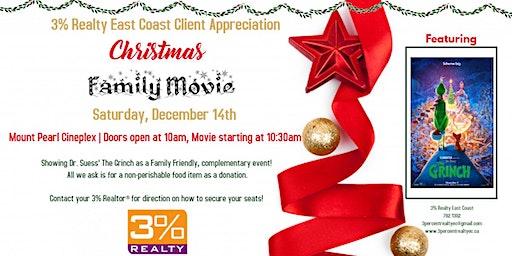 Morgan Chidley 3% Christmas Movie