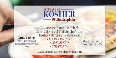 A Taste of Kosher Philadelphia