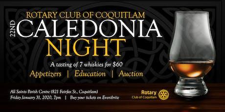 Caledonia Night tickets