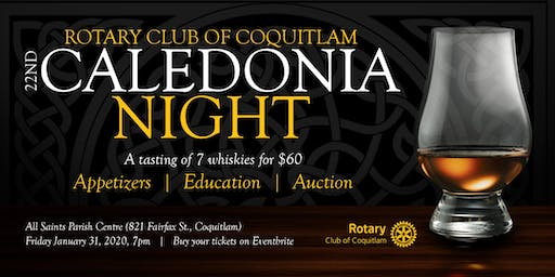 Caledonia Night