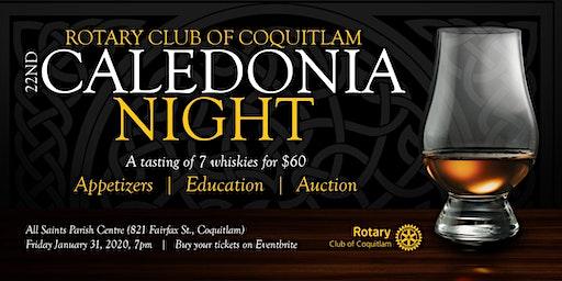 Caledonia Night