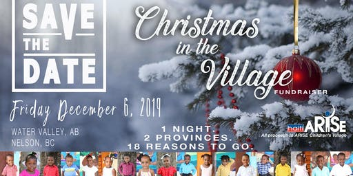 Haiti ARISE - Christmas in the Village