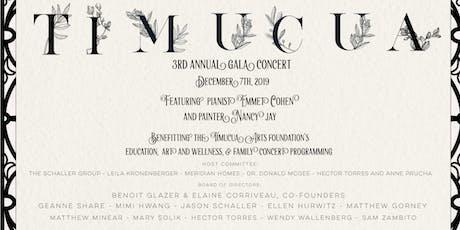Timucua's 3rd Annual Gala Concert tickets