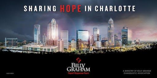 Sharing Hope in Charlotte - Nov. 18