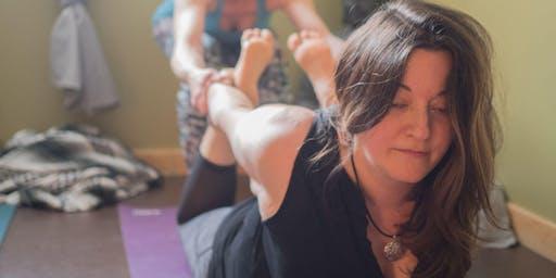 200 HR Registered Yoga Teacher  Training: Restorative, Yin, Vinyasa & Nidra