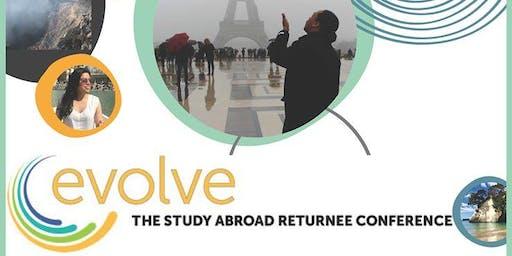 EVOLVE: Study Abroad Returnee Conference