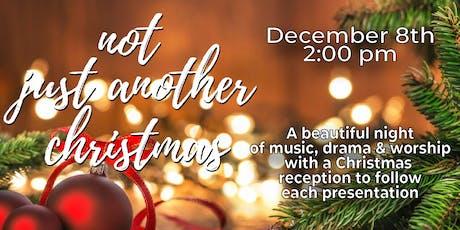 2019 Crossroads Baptist Christmas Musical tickets