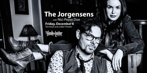 The Jorgensens with Nici Peper Duo