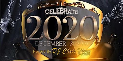 New Years Eve 2020 Celebration