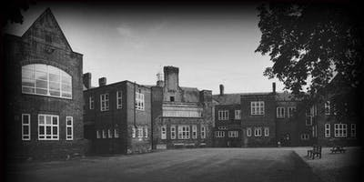 Edwardian School Ghost Hunt - Friday 6th December 2019