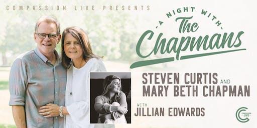 A Night with the Chapmans | Richmond, VA