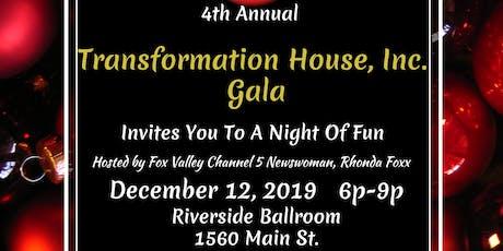 4th Annual Transformation House Gala tickets