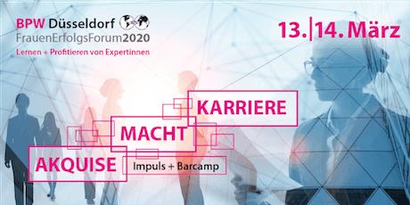 Frauen Erfolgs Forum 2020 Tickets