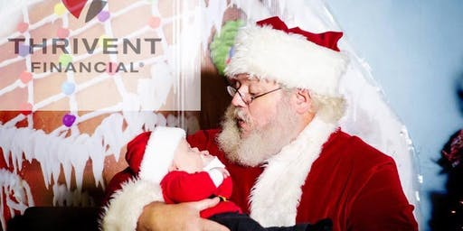 Cookies with Santa for medically fragile & sensory children