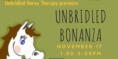 Unbridled Horse Therapy Fall Bonanza 2019