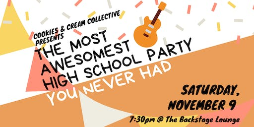 The Most Awesomest High School Party You NEVER Had