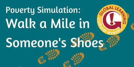Poverty Simulation: Walk a Mile in Someone's Shoes