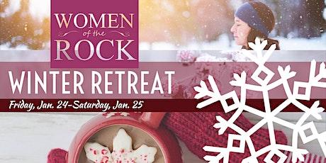 Women of the Rock: Winter Retreat tickets