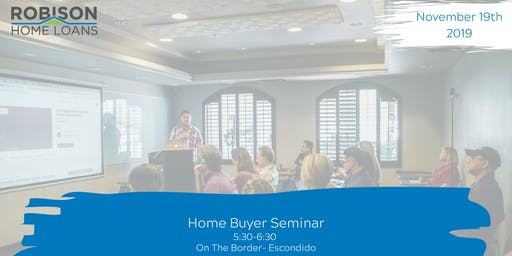 Robison Home Loans- First Time Home Buyer Q&A