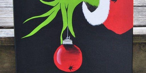 BYOB - He's a mean one, Mr. Grinch