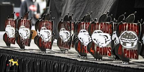 Hot Rods 4 Paws 2020 - VENDOR tickets