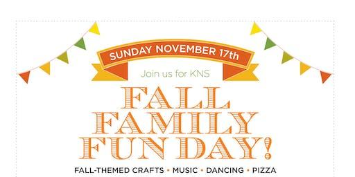 Kaplan Nursery School - Fall Family Fun Day