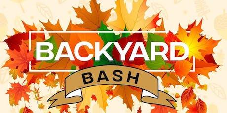 AR Backyard Bash: An evening of parkour, ninja warrior, tricking & more! tickets