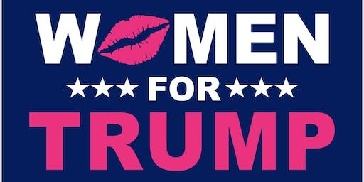 Women for Trump Luncheon, Bloomfield Hills