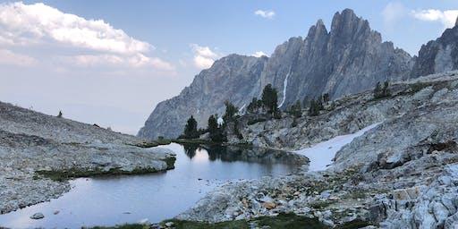 Freedom Hike Sawtooth Mountains Idaho 2020