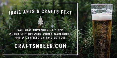 Crafts-n-Beer Indie Arts & Crafts Fest tickets
