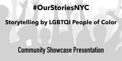 #OurStoriesNYC November Showcase