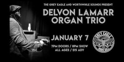 Delvon Lamarr Organ ****