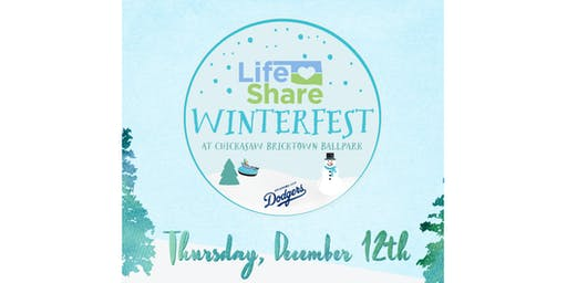 OKC Dodgers Partners Snowtubing Event