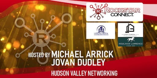Free Hudson Valley Rockstar Connect Networking Event (November, NY)