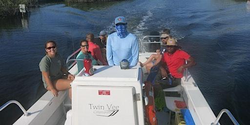 Intro to Coastal Marine Ecology Teacher Workshop