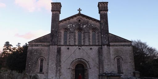 Time travel at Half Term: Margam Abbey Activity Friday