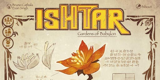 Learn to Play Ishtar: Gardens of Babylon