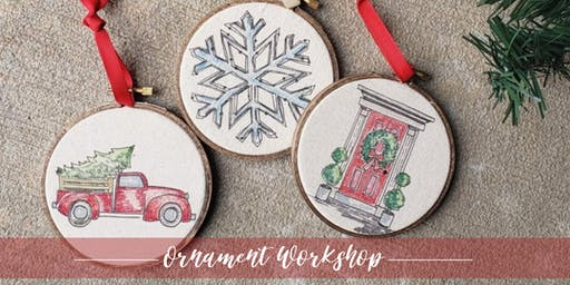 Ornament Workshop