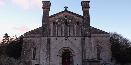 Time travel at Half Term with Margam Abbey Activity Saturday