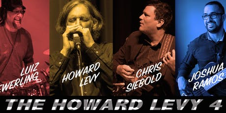 The Howard Levy 4 tickets